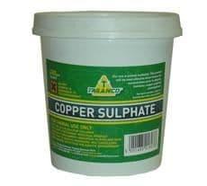 Trilanco copper sulphate